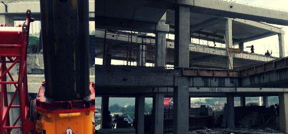 Projek Kolej Taman Melawati, Ampang